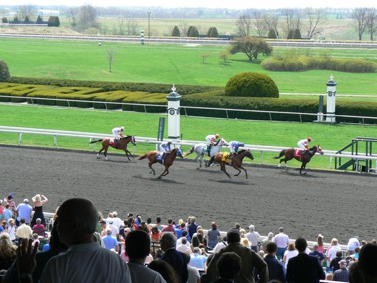 Keeneland: Race Conclusion