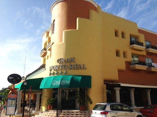 Gran Porto Resort: Il Pescador Restaurant