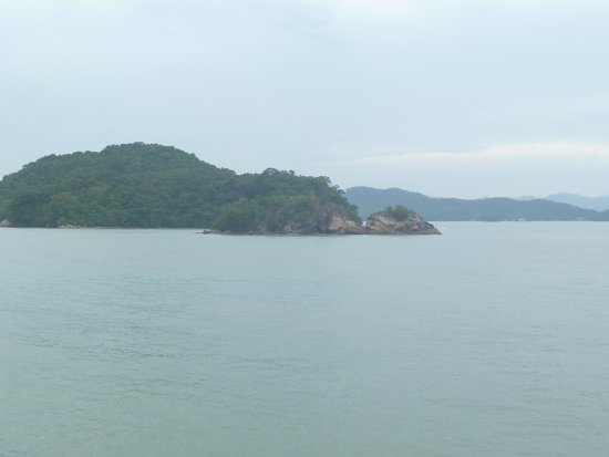 Vivanta by Taj Rebak Island, Langkawi: View from the private beach