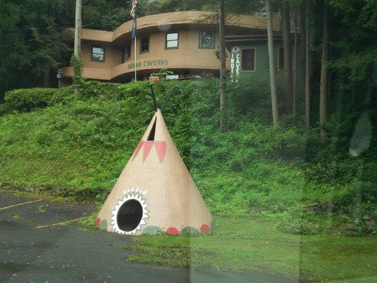 Indian Caverns : Gift Shop