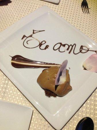 Felipe restauranteboutique: Postre de Aniversario