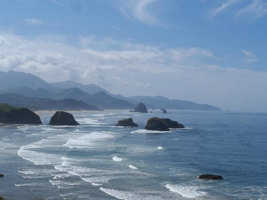Ecola State Park: Goonies View
