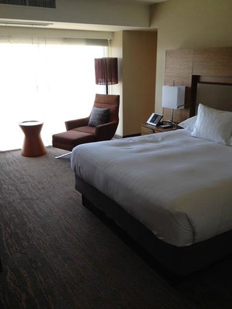 Grand Hyatt San Francisco: Roomy room