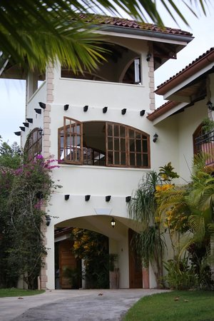 El Castillo Hotel: Front Entrance