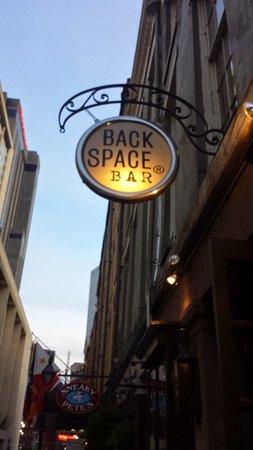 Backspace Bar & Kitchen