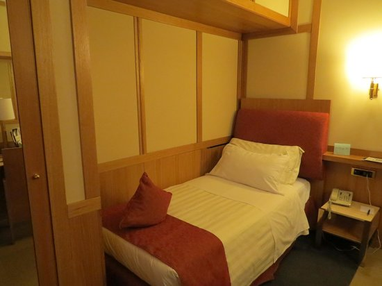 Best Western Hotel President: Single room