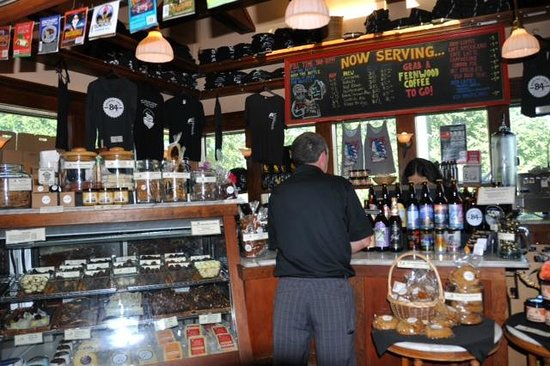 Spinnakers Brewpub and Guesthouses : at the truffle bar