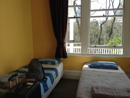 Verandahs Backpackers Lodge : Chambre en dortoir