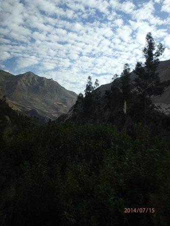 PeruRail - Vistadome: Great Picture Windows