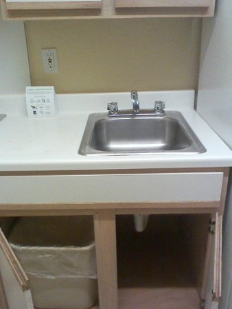 Extended Stay America - Dallas - Las Colinas - Carnaby St.: room kitchen sink