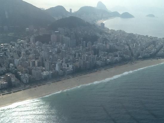 Hilton Rio de Janeiro Copacabana: ipanema