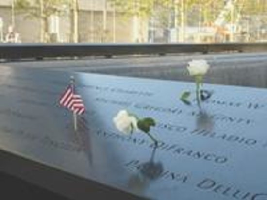 The National 9/11 Memorial & Museum: A touching tribute.