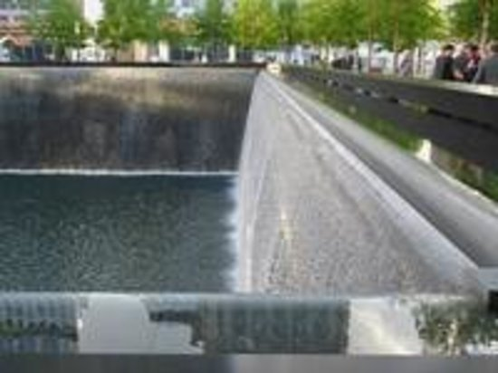 The National 9/11 Memorial & Museum: A beautiful and solemn place.