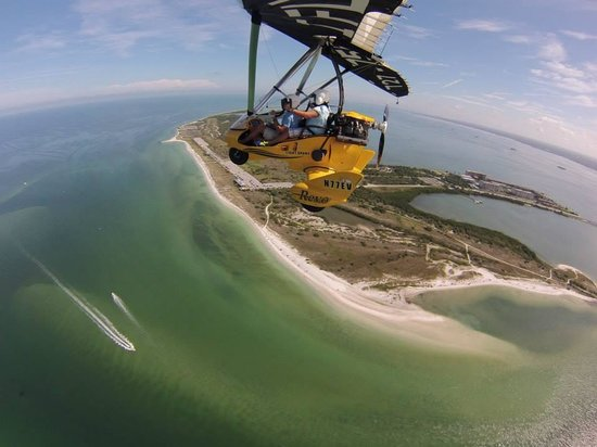Sky Surfing Scenic Intro Flights: Clearwater, FL
