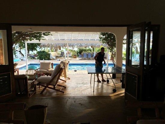 Jakes Hotel, Villas & Spa: Open concept villa!