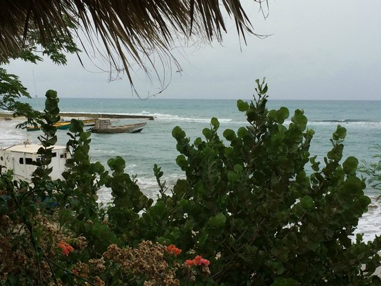Jakes Hotel, Villas & Spa: View from Calabash Villa