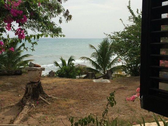 Jakes Hotel, Villas & Spa: View from master bedroom in Calabash Villa