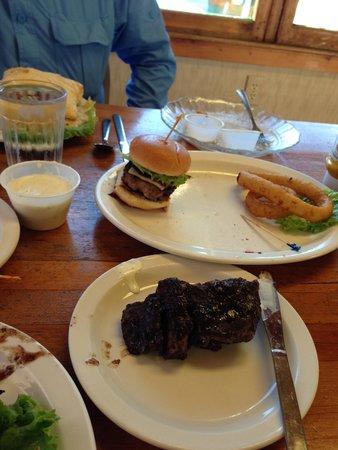 Glacier Highland Restaurant: Buffalo Slider was Best Bite of My Trip