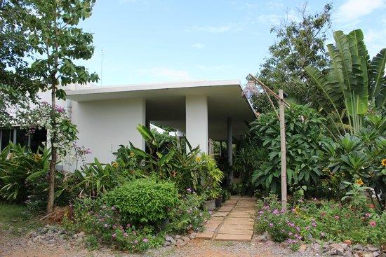 Battambang Resort : room