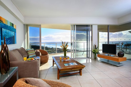 The Sebel Maroochydore: Living Room