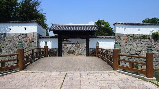 Ako Oishi Shrine: Ako Castle turret