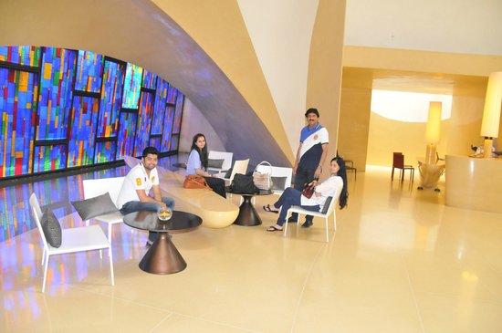 The Roseate New Delhi: Reception
