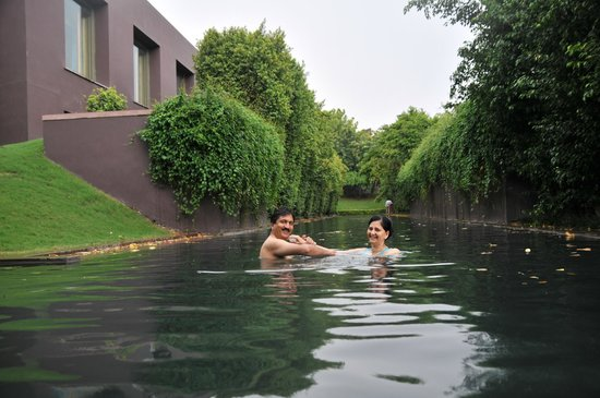 Dusit Devarana New Delhi: Pool