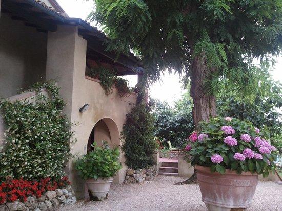 Casolare di Libbiano : Room/suite from outside...