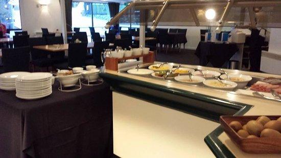Heartland Hotel Queenstown : Breakfast buffet
