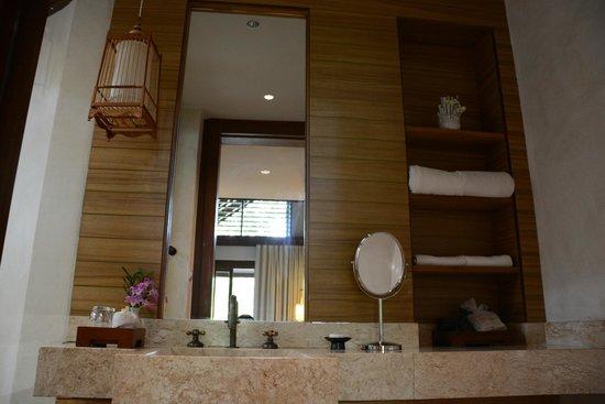 The Tubkaak Krabi Boutique Resort : Bath room
