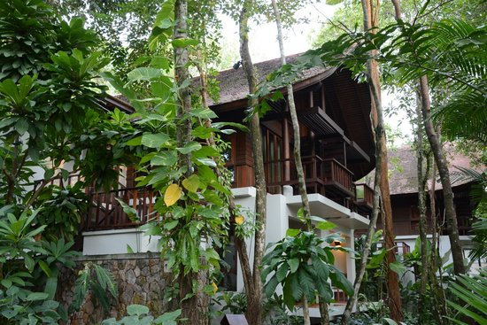 The Tubkaak Krabi Boutique Resort: Outside room view