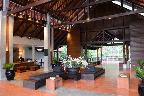 The Tubkaak Krabi Boutique Resort: Lobby
