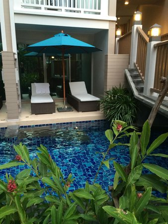 Grand Mercure Phuket Patong: Pool access room on the ground floor
