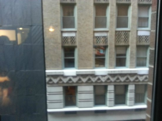Gild Hall, a Thompson Hotel: Window view