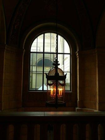 New York Public Library: Un rincón, me atrapó