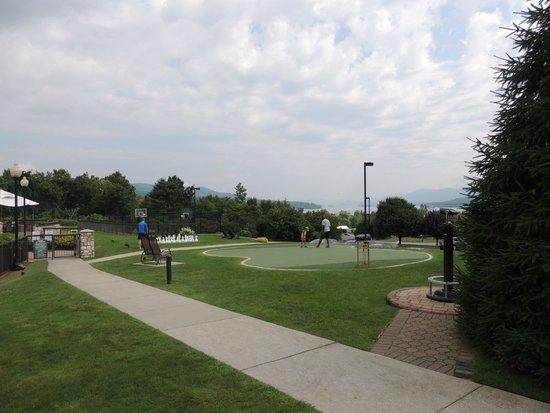 Holiday Inn Resort Lake George: Play area