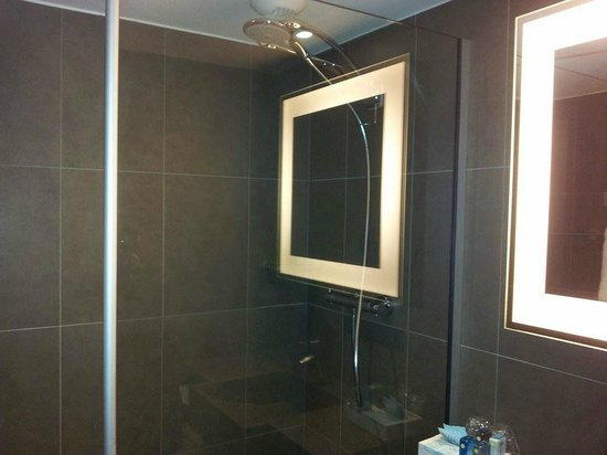 Novotel Brussels Grand Place: Bathroom