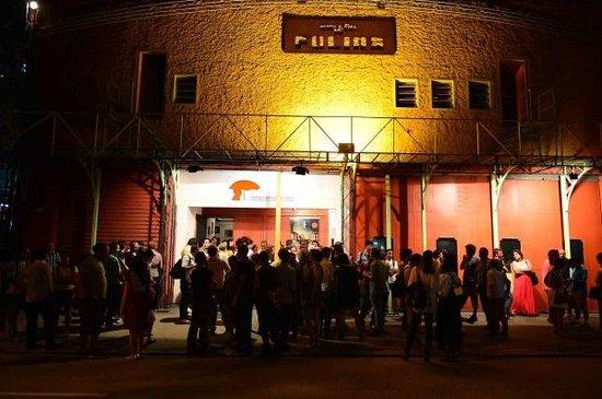 Galpao do Folias Theater