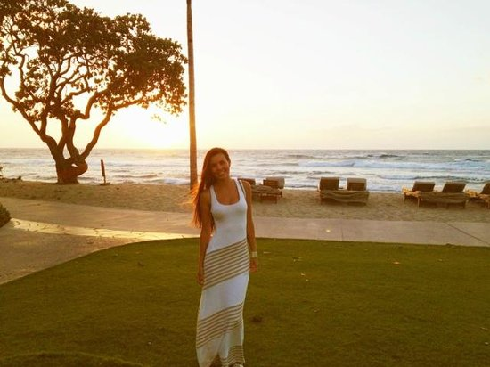 Four Seasons Resort Hualalai : sunset