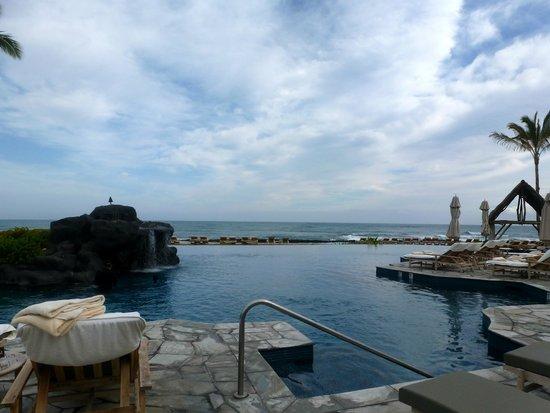 Four Seasons Resort Hualalai: pool