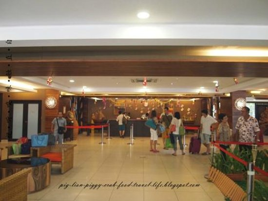 Gold Coast Morib International Resort: Lobby