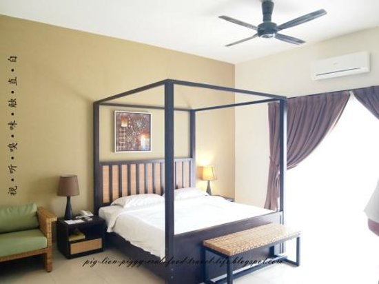 Gold Coast Morib International Resort: spacious room