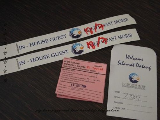 Gold Coast Morib International Resort: everything from reception