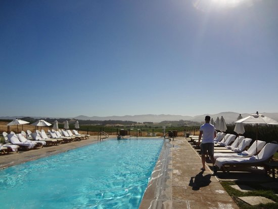Carneros Resort and Spa: Adult Only Pool