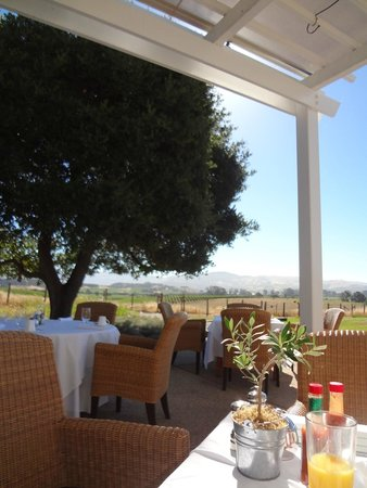 Carneros Resort and Spa: Hilltop