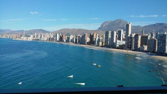 Apartamentos Lido: Вид с балкона
