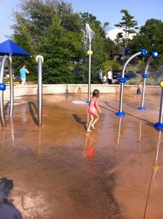 Grand Bend, Canada: Splash Pad