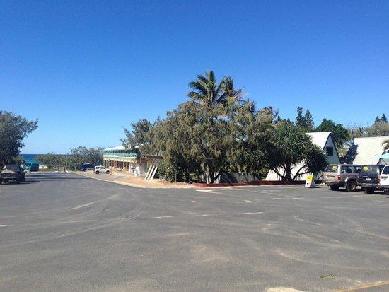 Eurong Beach Resort: Eurong Township
