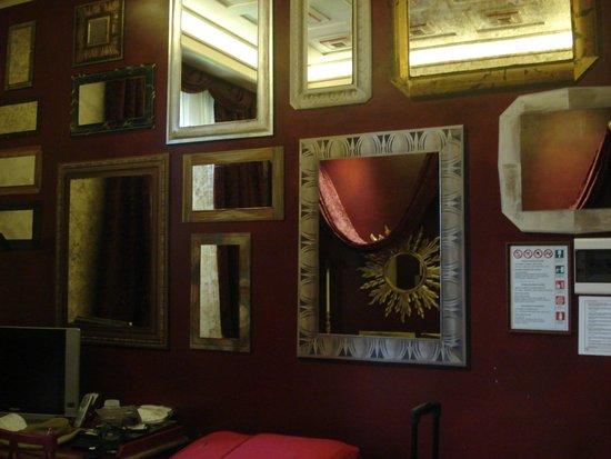 Hotel San Anselmo: Bedroom