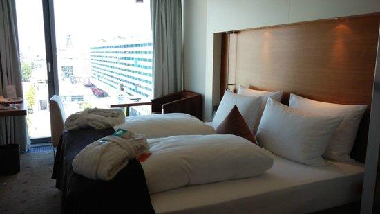 Pullman Dresden Newa: comfy beds